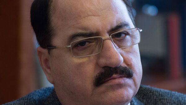 Интервью с послом Сирии в РФ. Архивное фото