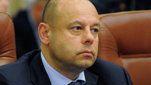 Министр топлива и энергетики Украины Юрий Продан. Архивное фото