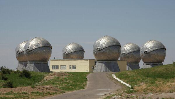 Комплекс распознавания космических объектов Окно в Таджикистане. Архивное фото