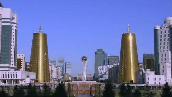 Архитектура будущего: экспо 2017 в Казахстане