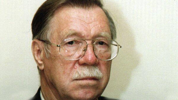 Академик Федор Митенков. Архивное фото