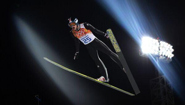 Прыжки с трамплина на Олимпиаде 2014. Архивное фото