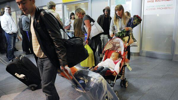 Застрявшие в Болгарии туристы вернулись в Россию