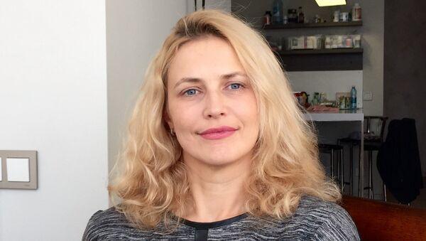 Председатель Ассоциации родителей детей с аутизмом АУРА Юлия Захарова