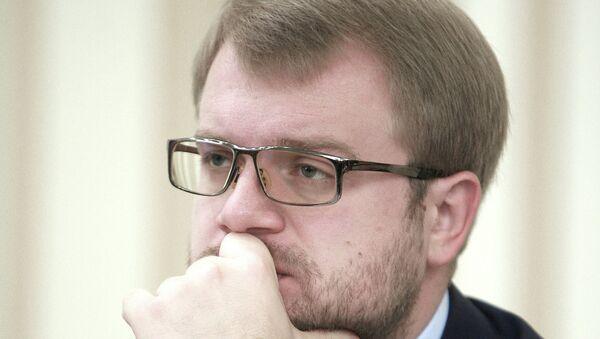 Дмитрий Полонский. Архивное фото