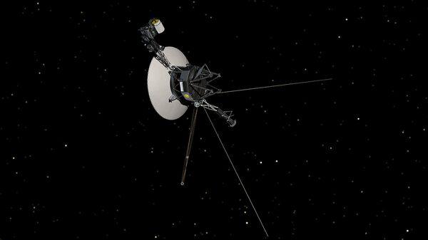 Космический зонд НАСА Вояджер-1