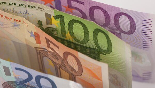 Евро. Архивное фото
