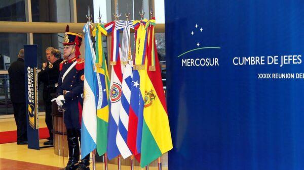 Саммит стран Южноамериканского общего рынка (МЕРКОСУР). Архивное фото