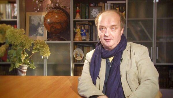 Директор школы-интернат № 1 им. К.К. Грота, Заслуженный учитель РФ Алексей Мухин