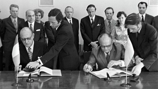 Протокол о программе культурного обмена между СССР и Италией