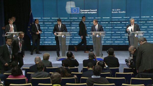 Лидеры ЕС и председатель Евросовета о санкциях против РФ и кризисе на Украине