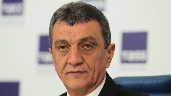 Губернатор Севастополя Сергей Меняйло. Архивное фото
