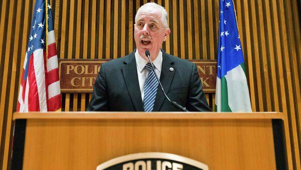 Главный детектив полиции Нью-Йорка Роберт Бойс