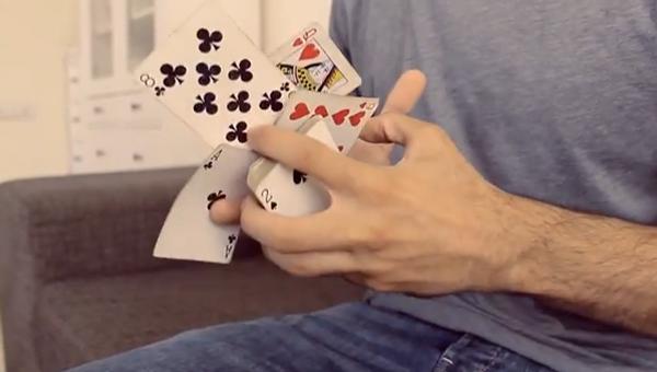 Карточный мастер: магия рук и никакого мошенничества