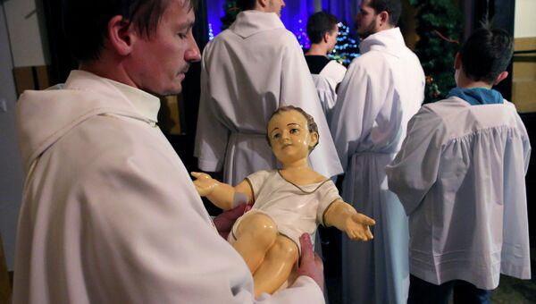 Празднование католического Рождества
