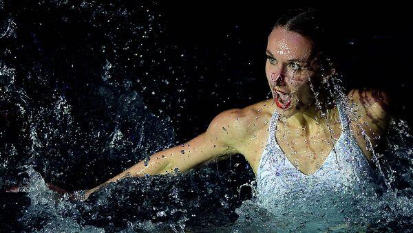 Олимпийская чемпионка Наталья Ищенко. Архивное фото