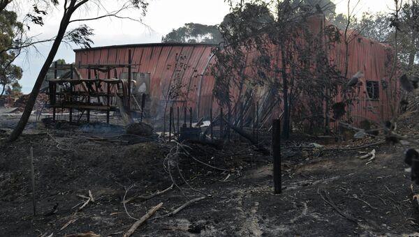 Последствия лесных пожаров в Австралии, 3 января 2015