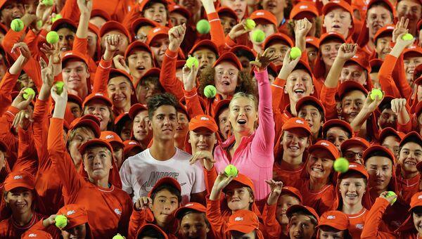 Australian Open. Архивное фото