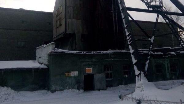Шахта «Южная» в Свердловской области