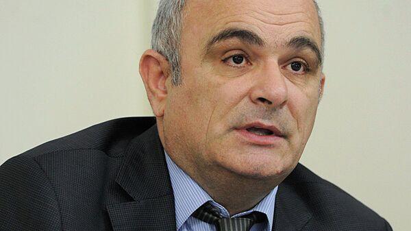 Посол РФ в Иране Леван Джагарян