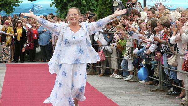 Актриса Раиса Рязанова