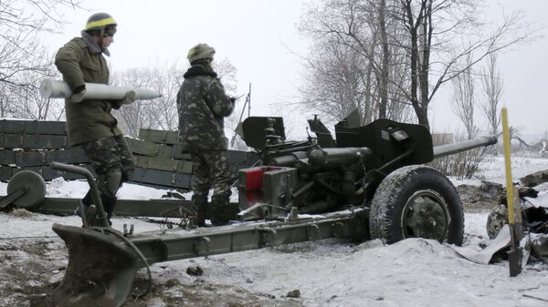 Армия Киева произвела 150 выстрелов из зенитных установок по окраинам Донецка