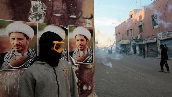 Столкновения в Бахрейне, архивное фото