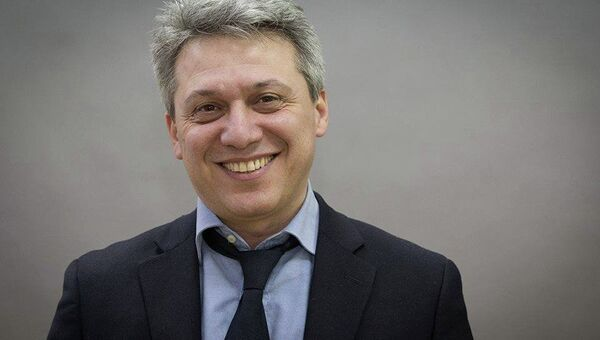 Заместитель министра связи и массовых коммуникаций РФ Рашид Исмаилов