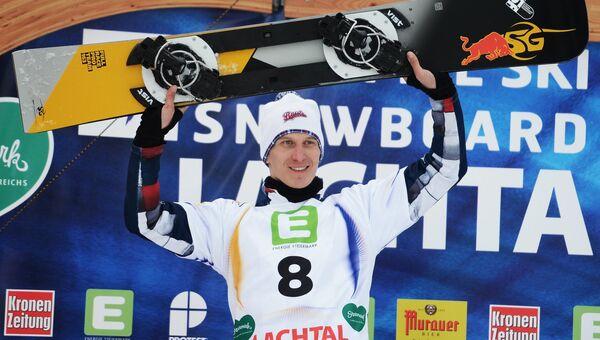 Сноуборд. Чемпионат мира. Параллельный слалом
