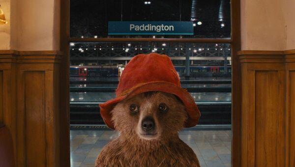 Кадр из фильма Приключения Паддингтона