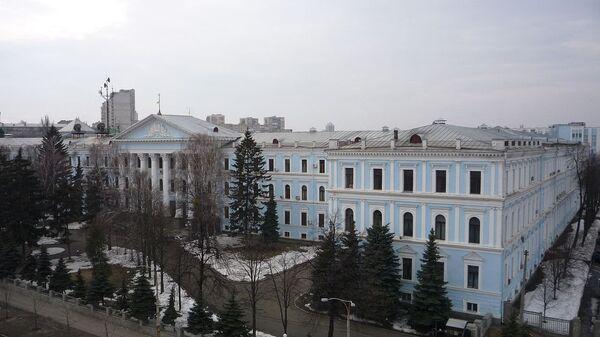 Здание Министерства обороны Украины. Архивное фото
