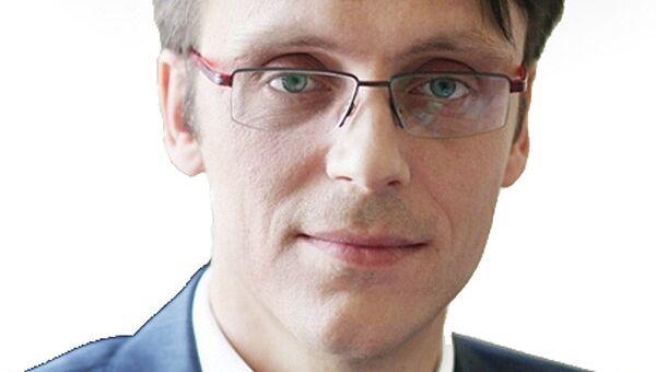 Заместитель руководителя Департамента информационных технологий города Москвы Владимир Макаров