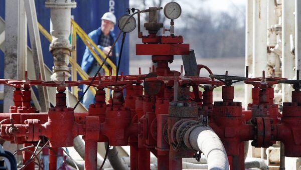 Добыча сланцевого газа. Архивное фото