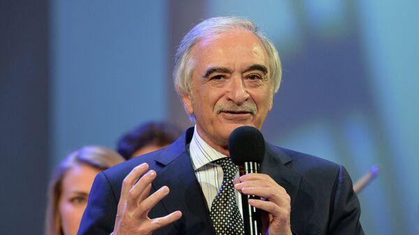 Чрезвычайный и Полномочный посол Азербайджанской Республики в РФ Полад Бюльбюль-оглы. Архивное фото