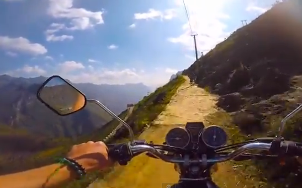 Клуб путешественников: сквозь Азию на мотоцикле