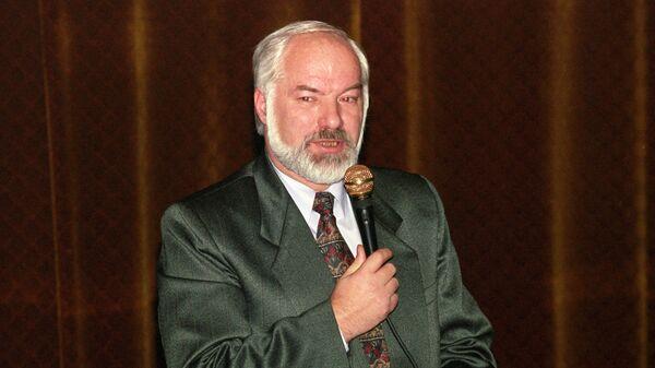 Посол РФ в Туркменистане Александр Блохин