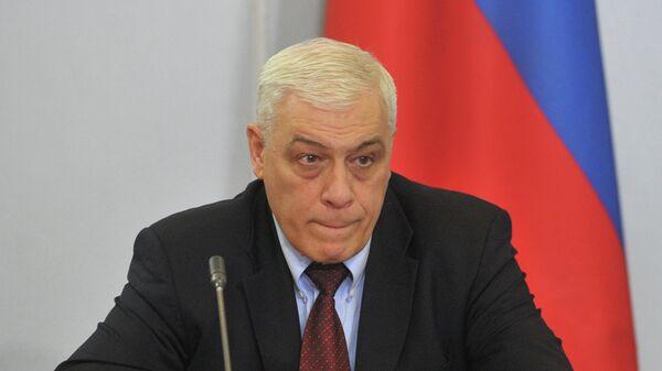 Старший вице-президент Центра политических исследований России Евгений Бужинский. Архивное фото