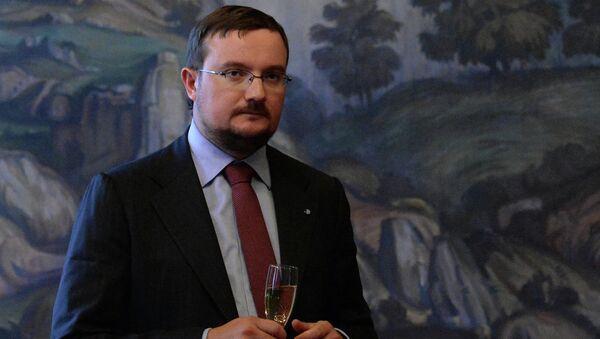 Сопредседатель общественной организации Деловая Россия Алексей Репик