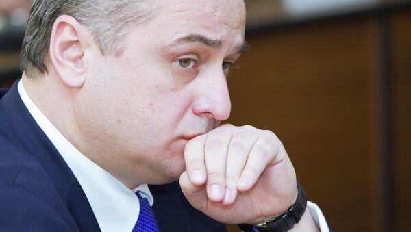 Олег Кондрашов. Архивное фото