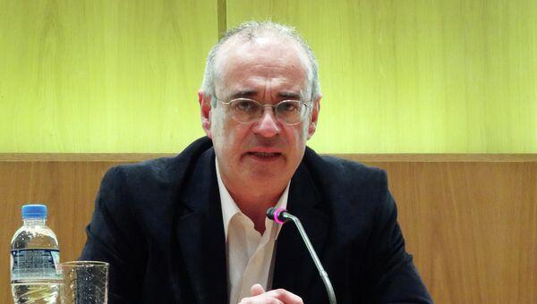 Первый заместитель министра финансов Греции Димитрис Мардас. Архивное фото