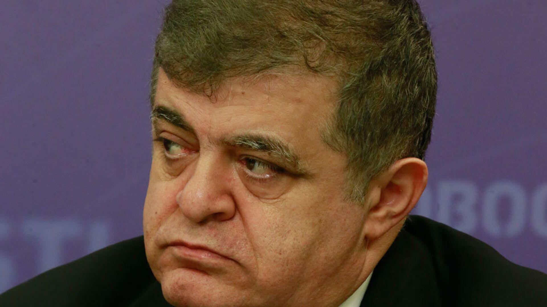 Сенатор Владимир Джабаров - РИА Новости, 1920, 02.05.2021