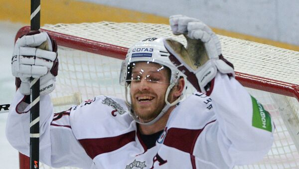 Хоккеист Пол Щехура. Архивное фото