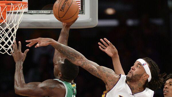 Матч Лос-Анджелес Лейкерс - Бостон Селтикс в НБА, 22 февраля 2015