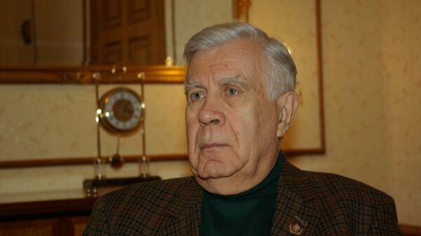 Ветеран СВР Виталий Коротков