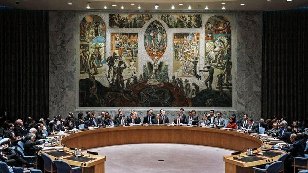 Глава МИД РФ Сергей Лавров принял участие в министерских дебатах в СБ ООН