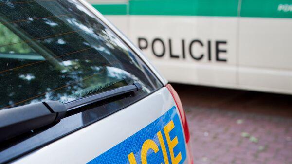 Автомобили полиции Чехии