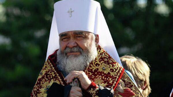 Глава Украинской автокефальной церкви митрополит Мефодий (Кудряков)