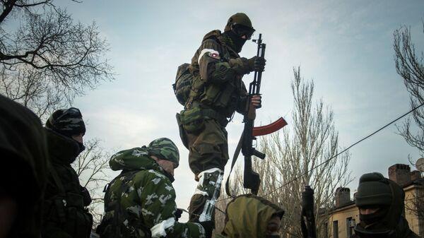 Конфликт в Донбассе