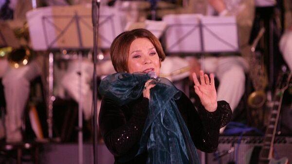 Актриса театра и кино Лариса Голубкина. Архивное фото