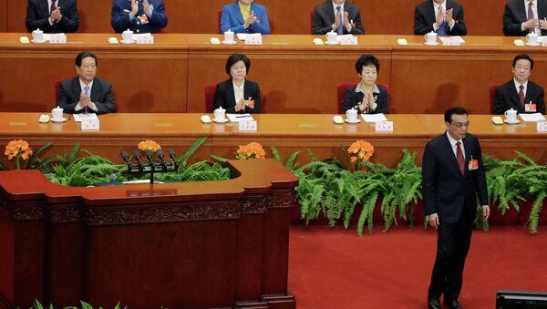 Премьер Госсовета Китая Ли Кэцян